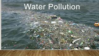 Water pollution easy explanation