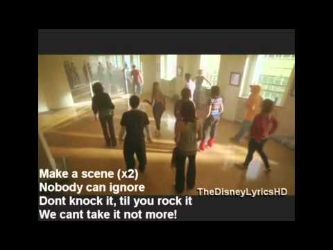 Selena Gomez - Shake It Up Lyrics + Music Video (HD)