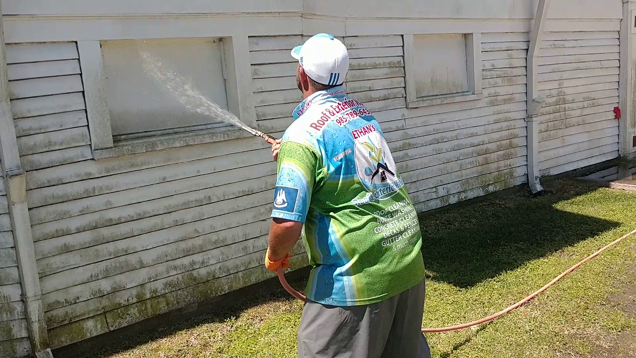 Pressure Washing & Softwashing NewOrleans