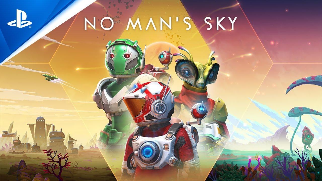 No Man's Sky - Frontiers Update | PS5, PS4, PS VR