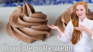 receita do glossy buttercream