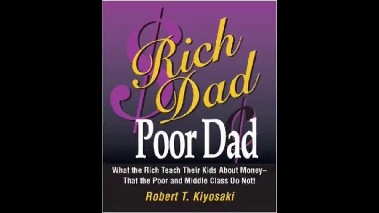 Rich dad poor dad Robert Kiyosaki Audiobook