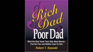 Rich dad poor dad Robert Kiyosaki Audiobook