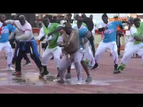 Les temps forts du combat Ama Balde Papa Sow HD