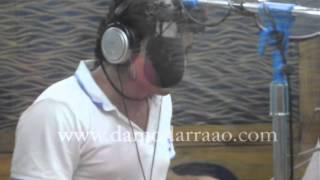 Dil Ho Gail Qurban Bhojpuri Film Recording Studio Mohan Rathor By Damodar Raao (Music Director)
