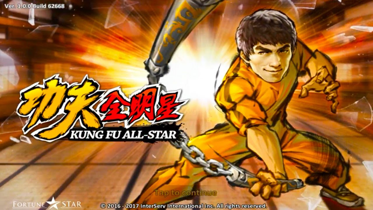 Kungfu All Star [Android/iOS] Gameplay ᴴᴰ