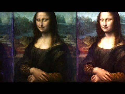 The many layers of the mona lisa youtube for Can you buy the mona lisa