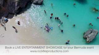 Rockfire Water Showcases - Aerial Mermaid