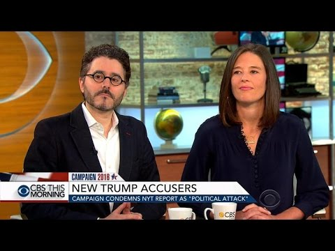NYT reporters on Trump's response to sexual assault report