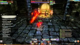Archeage: Secret Cellar 1st Boss Solokill Lvl 26 Darkrunner