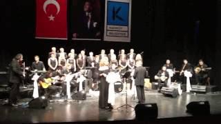 03.12.2013  CKM Rönesans Sanatevi Konseri Sibel Sönmezışık Gençer-Yollar uzak gelemedim