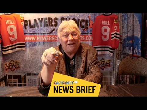 Bobby Hull comes to town