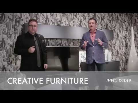 Spring 2016 IHFC Modern Floors Walkaround with Jamie Alexander & Glen Peloso