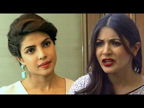 Priyanka Chopra & Anushka Sharma's UGLY FIGHT : IIFA Awards 2015