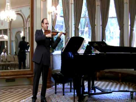 Jassen Todorov, Schubert Duo in A Major