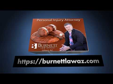 #1 Personal Injury Attorney in Gilbert, AZ
