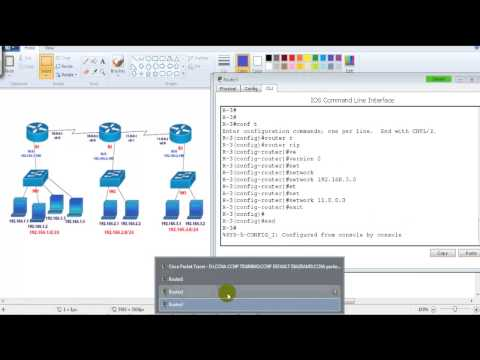 CCNA Routing & Switching: RIPv2 Configuration