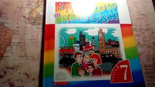 Unit 4 Step 1 Ex 9 ГДЗ Rainbow English 2 часть 7 класс Учебник