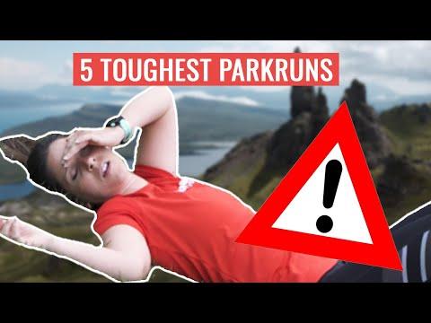 The 5 TOUGHEST Parkruns