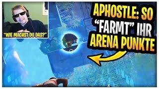 Aphostle: So bekommt man 10.000 Arena Punkte..? | Aqua verlässt Boxfight?  | Fortnite Highlights