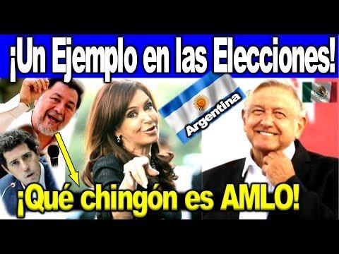 Diputado y Kirchner difunden a AMLO en Argentina; Ejemplo de progreso