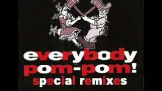 ♪♪ EVERYBODY POM POM - DR.DJ CERLA & BROWNSTONE  ( Techno Caleta 90