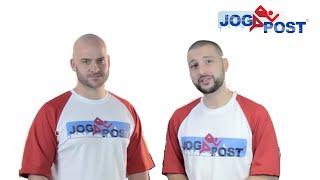 JJ Harding and Henry Buckley | Founders of JogPost Ltd