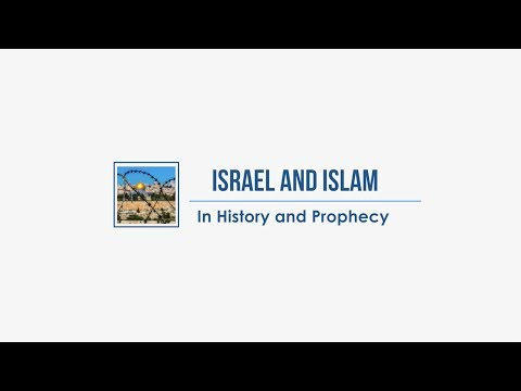 Israel and Islam in History and Prophecy - Jacob Prasch