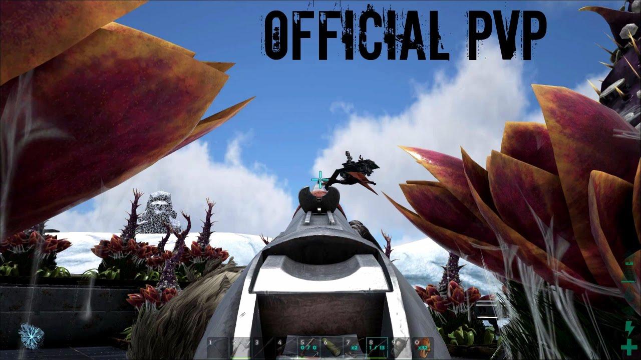 Quetzal gunner base defense official pvp e42 ark survival youtube premium malvernweather Choice Image