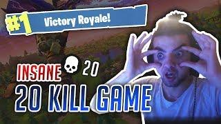 20 Kills game by bogdanakh - Fortnite