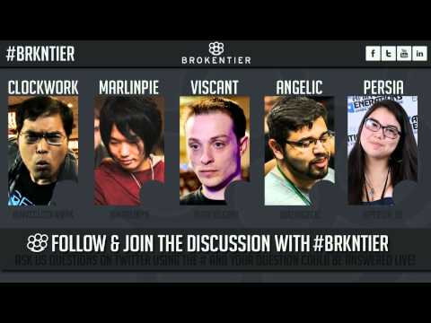 Brokentier Roundtable Discussion #3: Fast Food Tier Lists & Tournament Tips! Use #BRKNTIER to follow