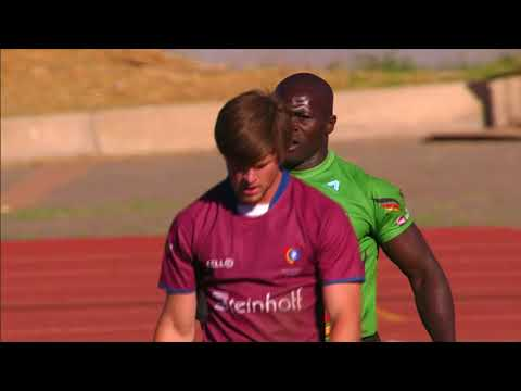 Maseru international sevens 2017 (Zambia vs Namibia game 3)