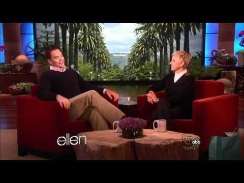 Michael Weatherly on Ellen