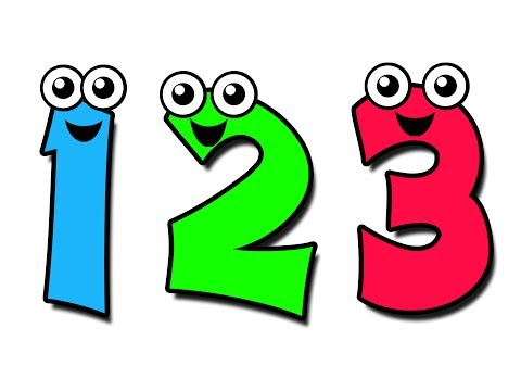 Numbers Counting to 10 Collecti Vol 1  Kids Learn to Count, Ba Toddler Sgs, Nursery Rhymes