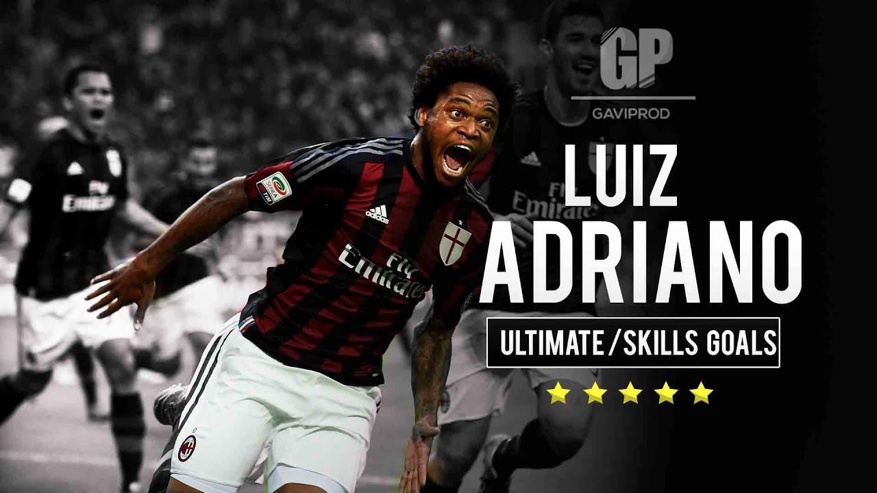 Luiz Adriano Ultimate Skills Goals A C Milan [2016] [HD