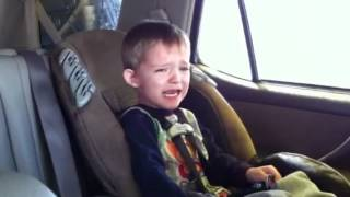 Repeat youtube video Josh crying through the car wash