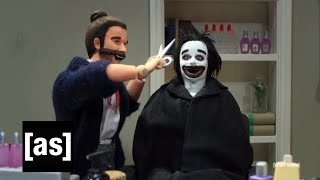 Queer Eye x Babadook | Robot Chicken | adult swim