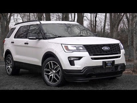 2018 Ford Explorer: Review