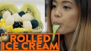 fung bros food thai rolled ice cream in nyc minus celsius