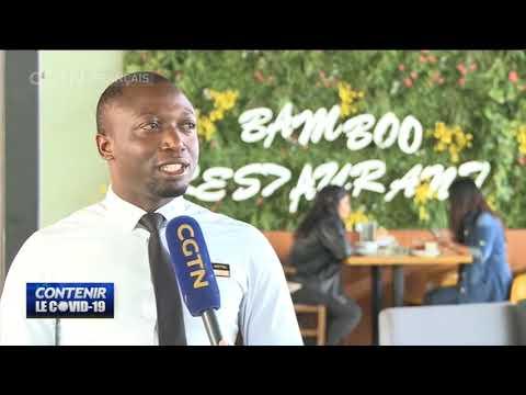 Le COVID-19 affecte certains commerces chinois au Rwanda