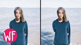 Photoshop Tutorial   How to Improve Low Resolution Photos in Photoshop