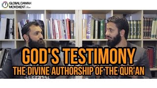 God's Testimony: The Divine Authorship of the Quran: GDM Show