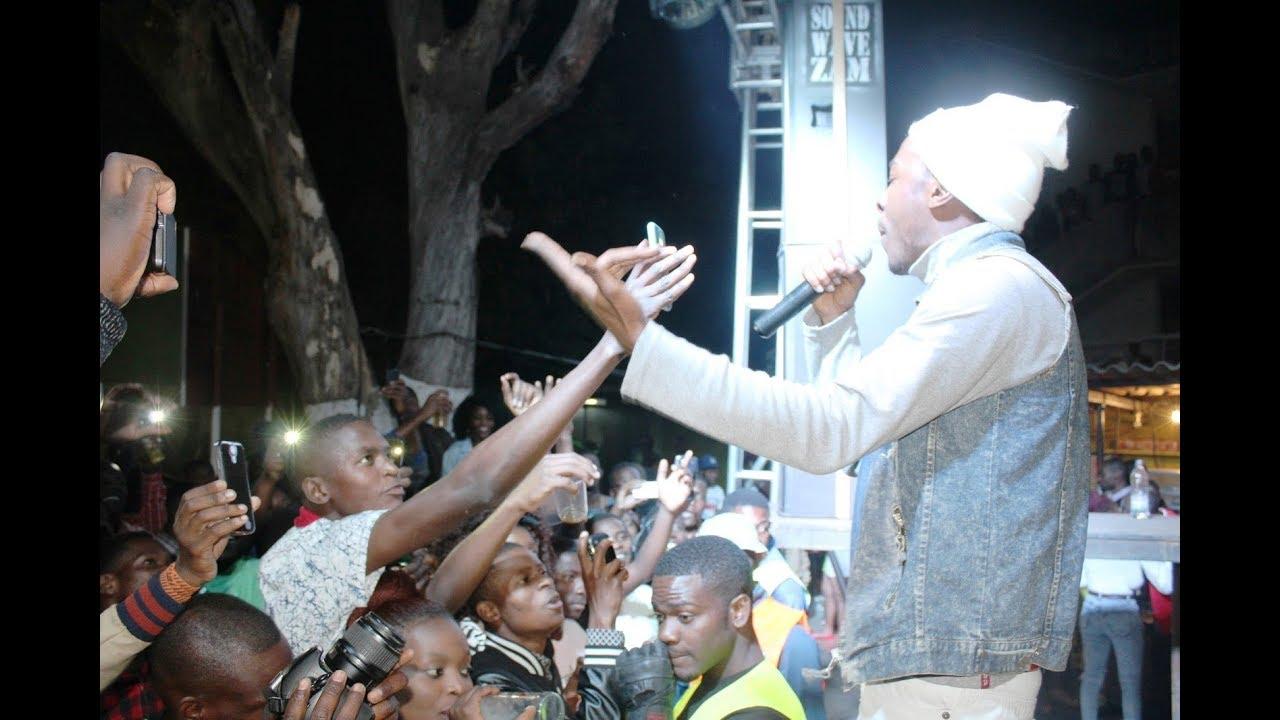 Download Muzo Aka Alphonso – 200 Bars (Video clip)