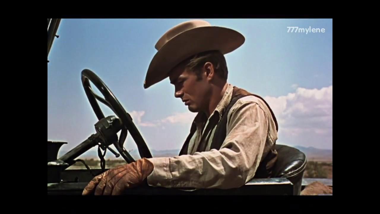 James Dean / Giant (film)ジャイアンツ(映画) / ジェームズ・ディーン - YouTube