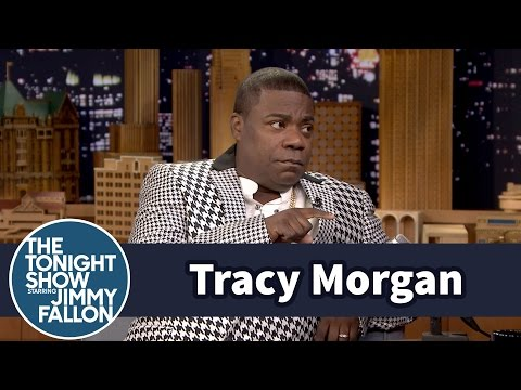 Tracy Morgan Rants