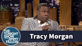 Tracy Morgan Rants About What He Missed During His Coma