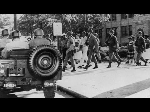 55 years later: Little Rock Nine remembered