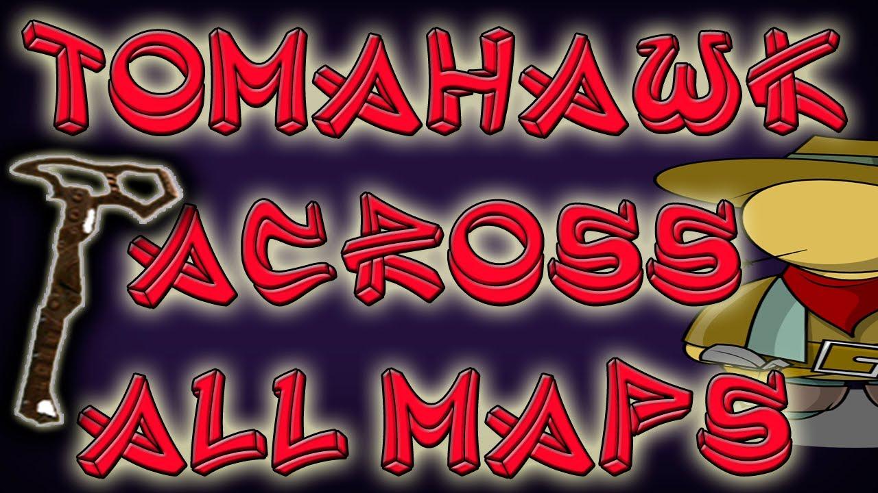 The Tomahawk Online