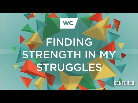 Kerry Shook: Finding Strength In My Struggles