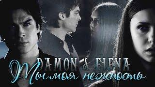 elena & damon - ты моя нежность